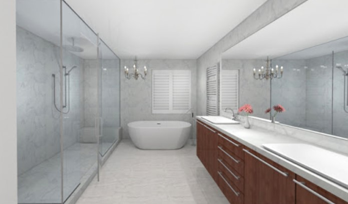 bathroom remodel springfield